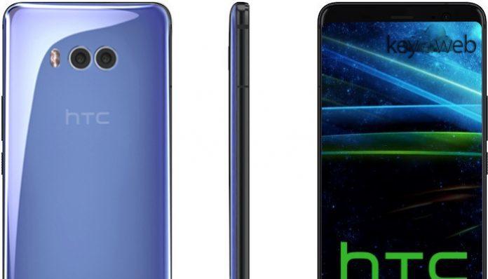 HTC U12 sẽ có màn hình 4K và cụm camera kép