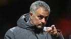 MU xem xét sa thải HLV Mourinho