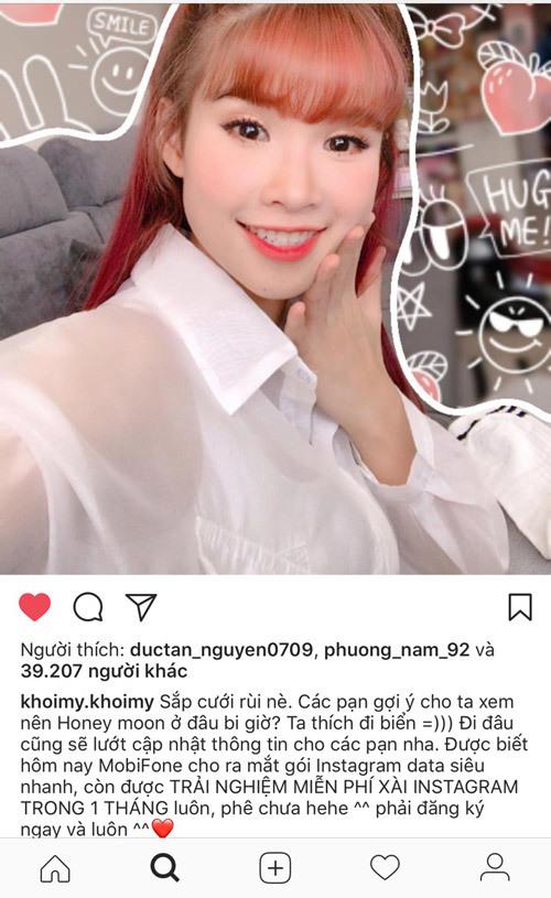 Gói Instagram data 2.000đ/ngày của MobiFone gây sốt