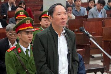 Cựu Phó giám đốc Sở NN&PTNT Hà Nội hầu tòa
