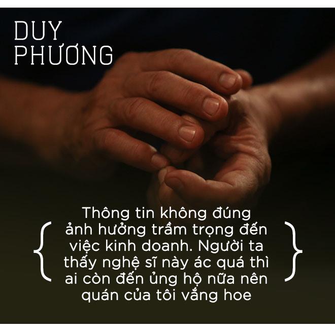Duy Phương: 'Muốn chết ngay khi Lê Giang nói tôi bạo hành'