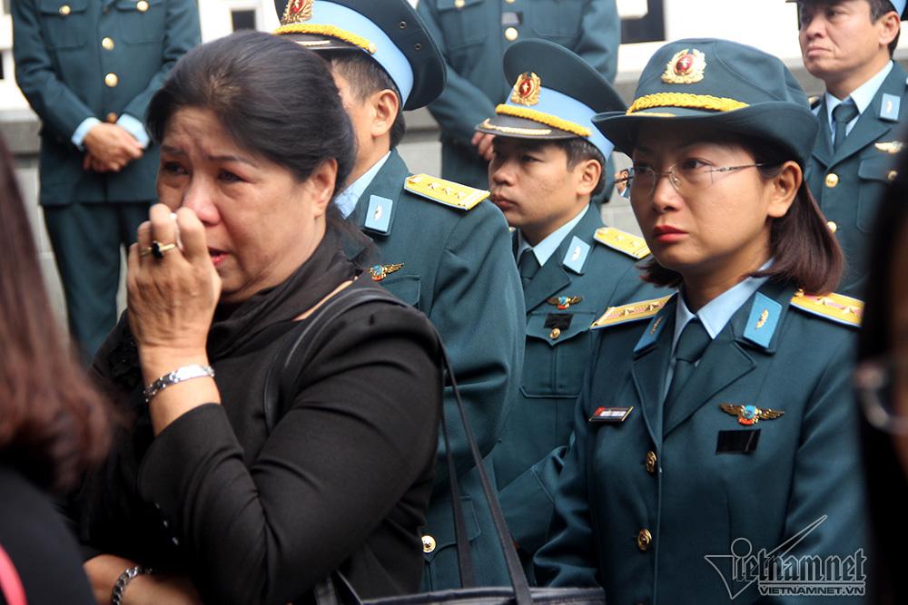 Nguyễn Thành Trung,phi công,máy bay rơi