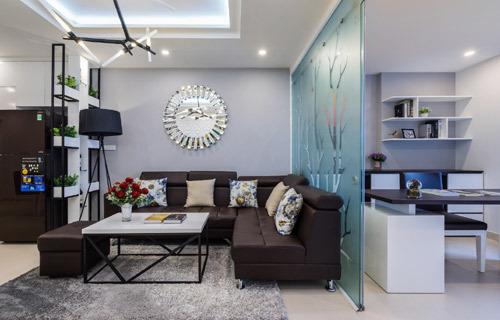 Mãn nhãn căn hộ mẫu T&T Riverview - ảnh 1
