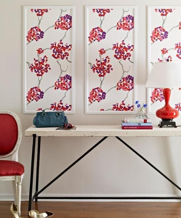 Bạn đã biết cách phối màu giấy dán tường đẹp chưa?
