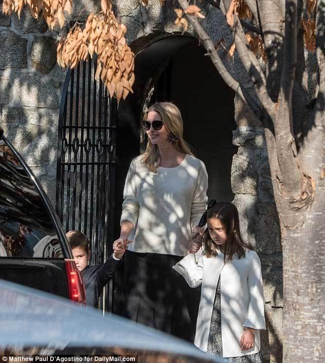 Ivanka Trump,ái nữ nhà Trump,đệ nhất ái nữ,Mỹ