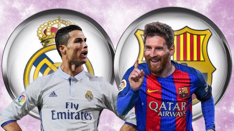 Lịch thi đấu Siêu kinh điển Real Madrid vs Barcelona