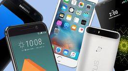 Smartphone nào tốt nhất thế giới hiện nay?