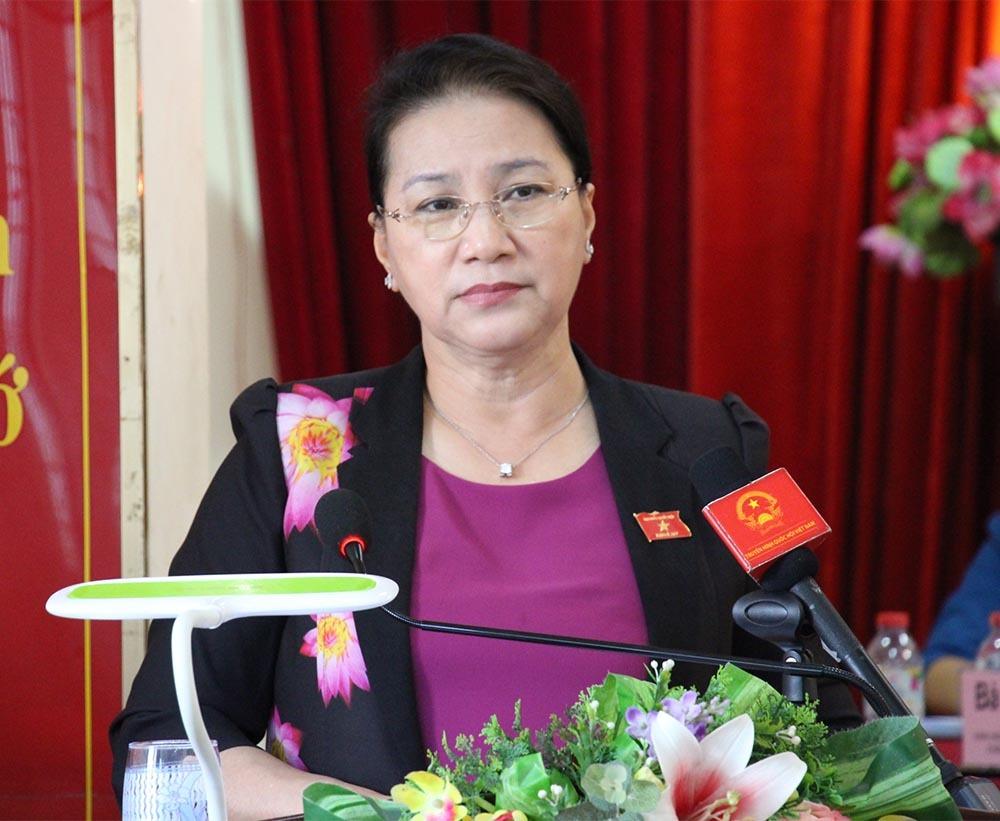 Cử tri hỏi Chủ tịch QH, sân bay Long Thành có nhà đầu tư TQ không?