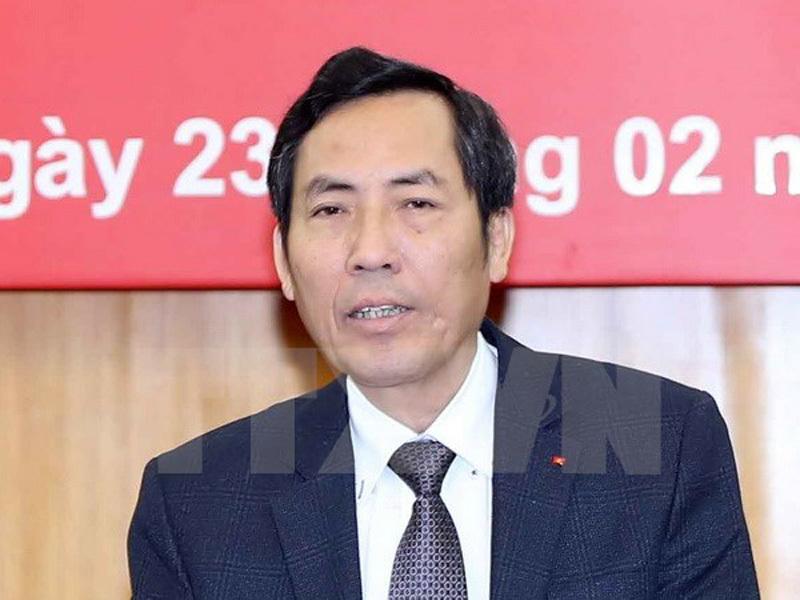 Tổng biên tập báo Nhân Dân kiêm chức Phó trưởng Ban Tuyên giáo TƯ