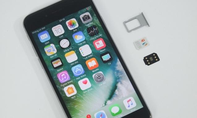 iPhone lock,iPhone,SIM ghép,Điện thoại iPhone