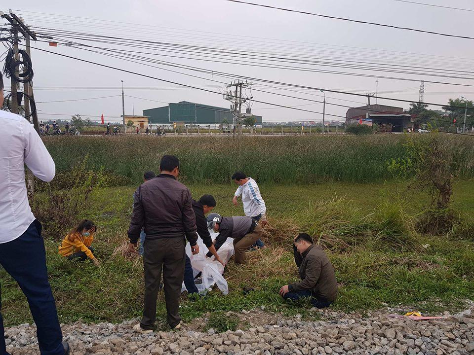 Băng qua đường ray đi vệ sinh bị tàu đâm chết thảm - ảnh 3