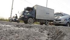 Con đường nơi GĐ Sở nói 'hỏng do không có xe lưu thông'
