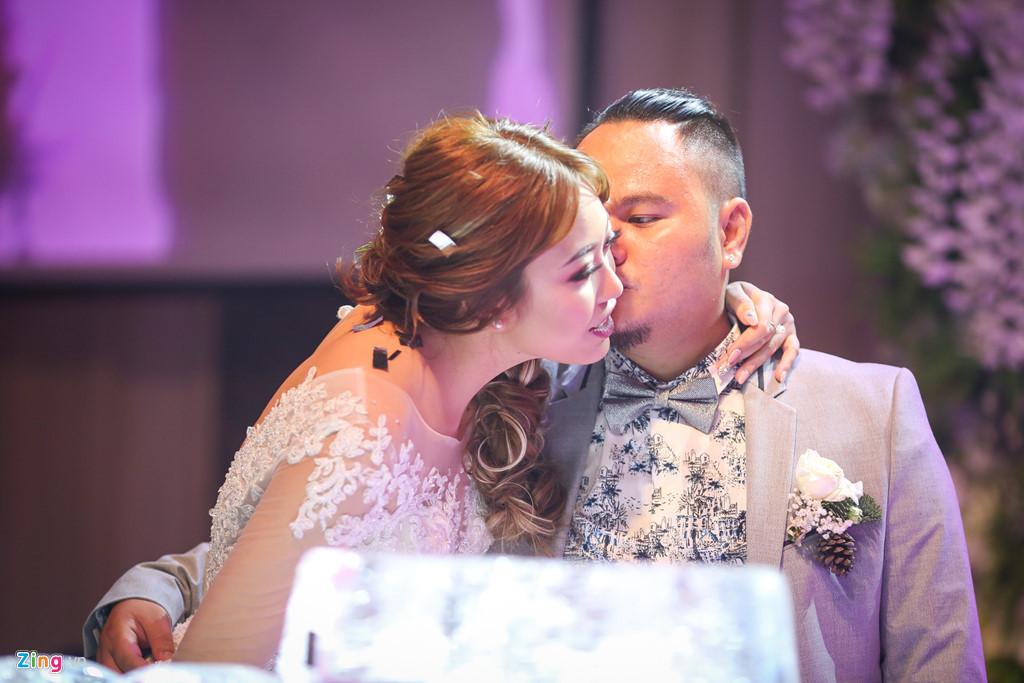 Đám cưới,Vinh Râu,Lương Minh Trang
