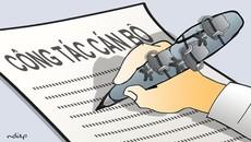 Lợi dụng chức vụ tác động để người thân được đề cử sẽ bị cách chức