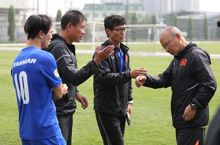 U23 Việt Nam,HLV Park Hang Seo,Công Phượng,M-150 Cup