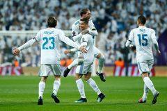 Ronaldo vẽ siêu phẩm, Real thắng siêu kịch tính