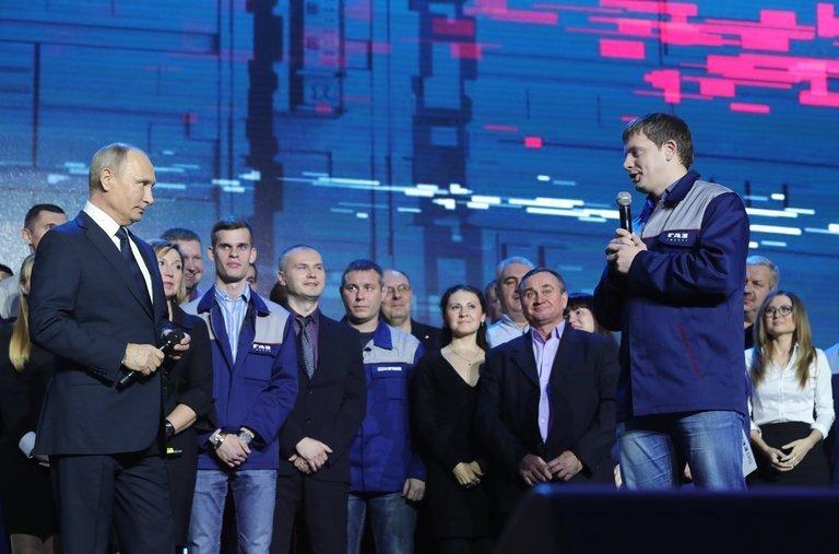 Putin,tổng thống Nga,tranh cử
