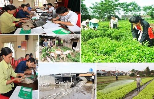 Đẩy mạnh giảm nghèo thông tin ở nhiều địa phương