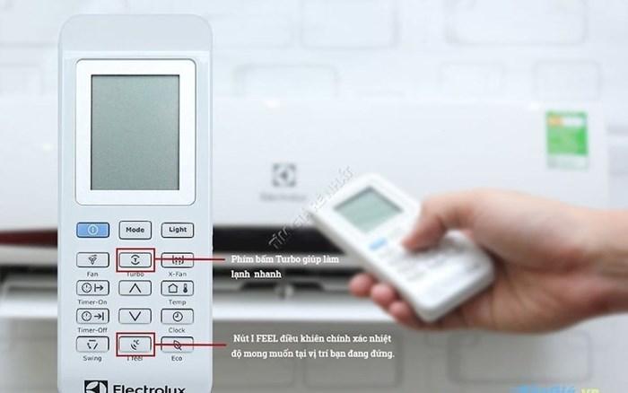 Cách dùng chế độ nóng tiết kiệm điện và không 'tổn thọ' điều hòa