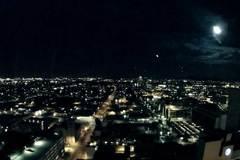 Cầu lửa bí ẩn bay vun vút trên bầu trời Mỹ
