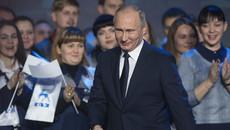 Putin tuyên bố tái tranh cử, dân Nga hò reo vui mừng