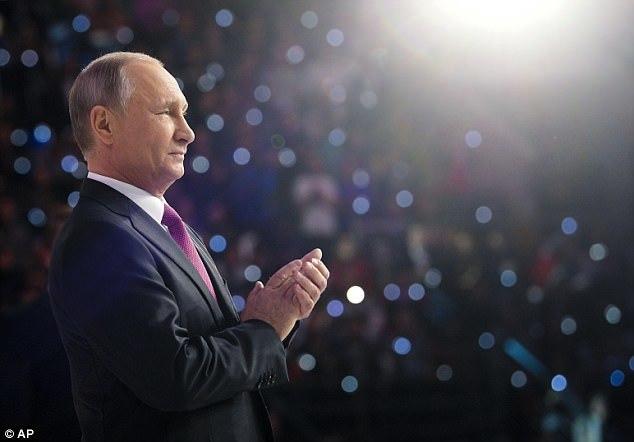 Putin,tái tranh cử,bầu cử,bầu cử tổng thống Nga