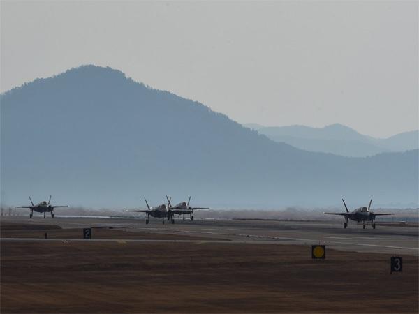 Tình hình Triều Tiên,tập trận Mỹ Hàn