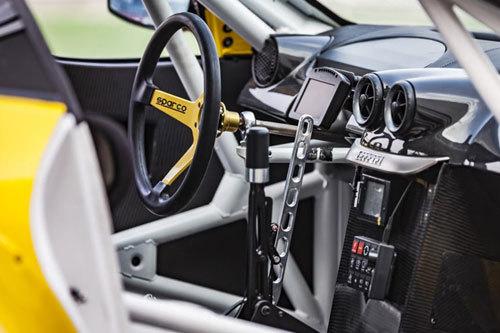 Ferrari 599 GTB Fiorano độ mạnh mẽ hơn 900 mã lực