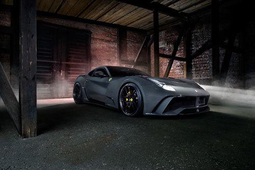 Siêu xe Ferrari F12 Berlinetta lột xác với diện mạo mới