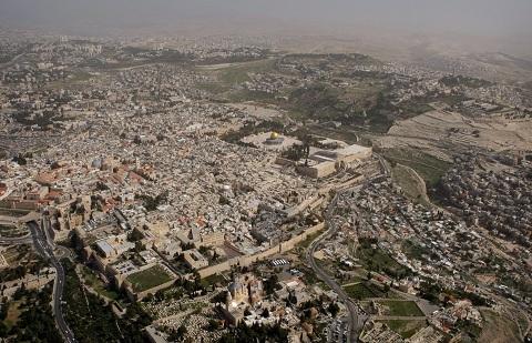 Jerusalem,Israel,Palestine,Do Thái,Hồi giáo