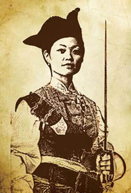 nữ tặc,gái làng chơi,cướp biển,Trung Quốc
