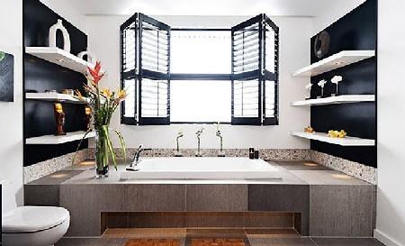 12 ý tưởng thiết kế phòng tắm nhỏ, hiệnđại