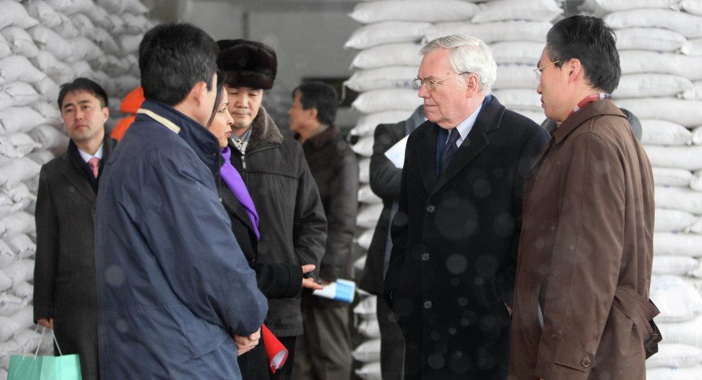 LHQ ngừng viện trợ lương thực gần 200 nghìn trẻ em Triều Tiên
