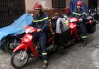 Có bảo bối này, lính cứu hỏa Hà Thành dập nhanh đám cháy ngõ nhỏ