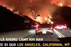 California chìm trong biển lửa
