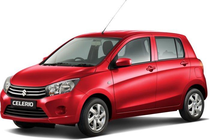 Suzuki Celerio,ô tô nhập khẩu,ô tô giá rẻ,xe nhỏ giá rẻ,Kia Morning,Hyundai Grand i10,Toyota Wigo