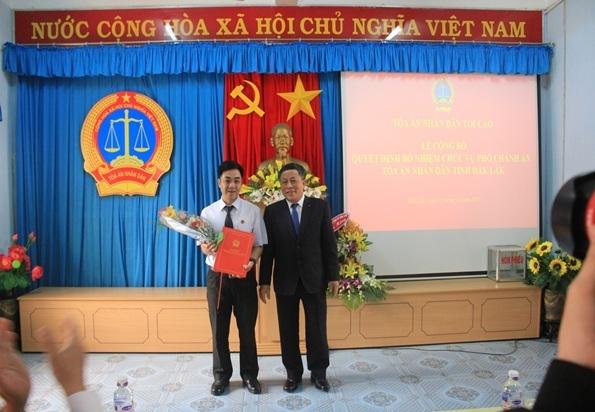 Nhân sự mới Bộ Ngoại giao, Tư pháp, Tài nguyên môi trường