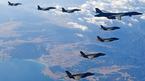 Thế giới 24h: Chiến cơ gầm rú 'dằn mặt' Triều Tiên