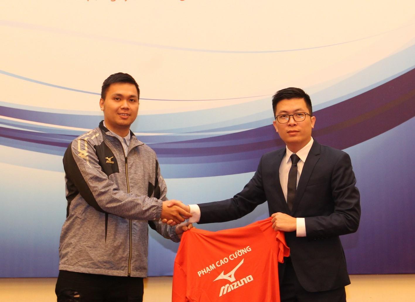 Truyền nhân của Tiến Minh đặt mục tiêu dự Olympic