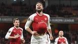 Arsenal thắng kiểu tennis ở trận cuối vòng bảng Europa League