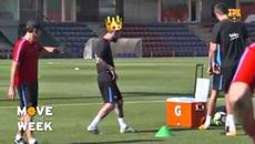 Hành động khó đỡ của Messi trước ngày dự lễ trao QBV