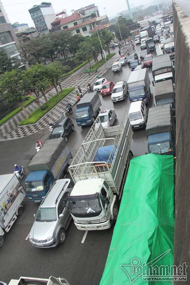 ùn tắc,tắc đường,ùn tắc giao thông,Hà Nội