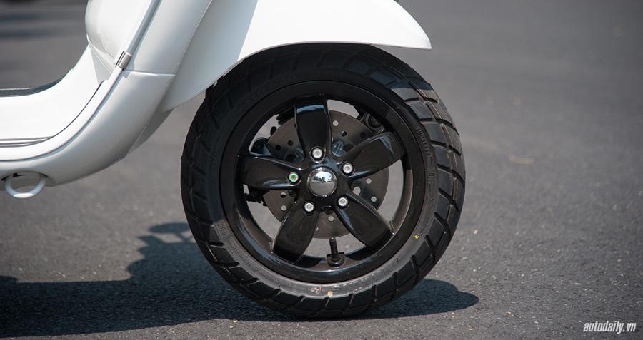 Lưu ý khi sử dụng lốp xe máy