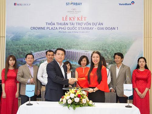 MIKGroup VN 'bắt tay' Vietinbank phát triển dự án