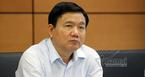 Ông Đinh La Thăng bị tạm đình chỉ nhiệm vụ đại biểu QH