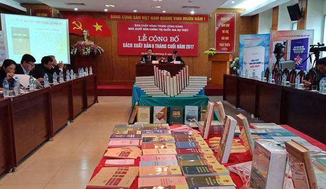Tổng Bí thư,Nguyễn Phú Trọng,Nhà xuất bản Chính trị quốc gia sự thật