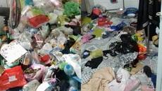 Sự thật về căn phòng trọ bẩn như bãi rác của cô gái Cần Thơ