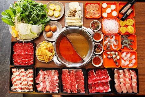 món ngon,món ngon mỗi ngày,món ngon Thái Lan,Món lẩu ngon