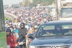 TP.HCM không thu phí ô tô cá nhân vào nội đô