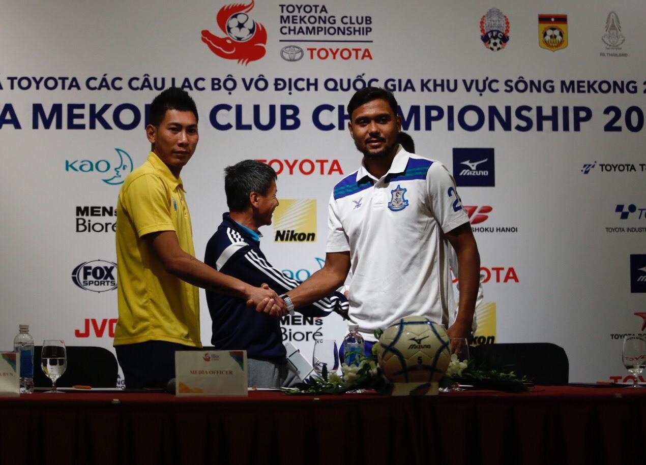 Khánh Hoà giữ thể diện cho bóng đá Việt Nam